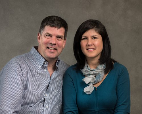 Jeff and Amy Hamel of OCEANetwork