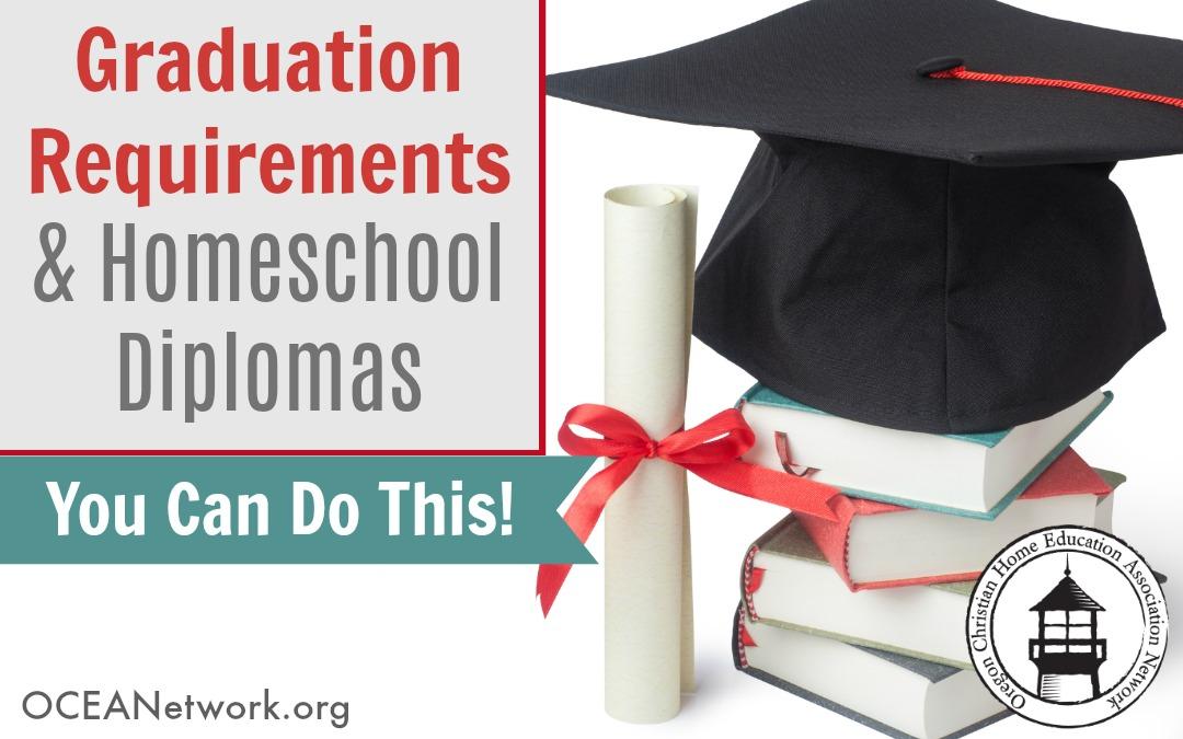Homeschool Diplomas and Graduation Requirements
