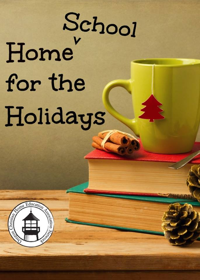 Find great tips and ideas for homeschooling during the holidays! It can be a fun and meaningful experience your whole family enjoys.