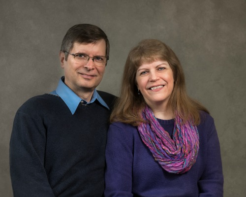 Ken and Shelli Wanvig, members of the OCEANetwork Board of Directors