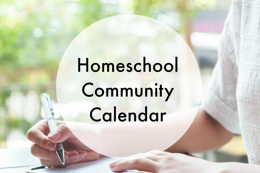 Find out what's happening with homeschoolers in Oregon with our community calendar!