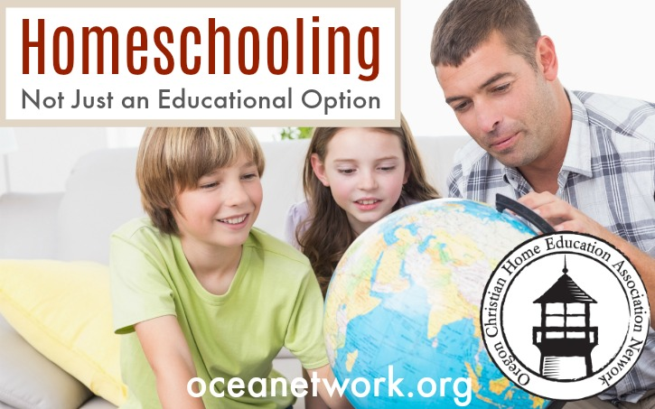 Homeschooling: Not Just an Educational Option