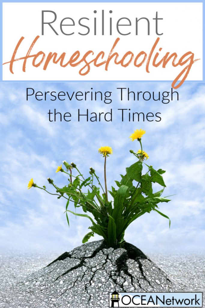 Going through difficult situations in your life right now and not sure if you can continue homeschooling? Hear from this real-life homeschooling mom in Oregon and how they homeschooled through their house burning down. Resilient Homeschooling_ Persevering Through The Hard Times - Homeschooling in Oregon Spotlight with OCEANetwork!