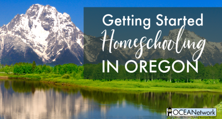 Find out how you can get started homeschooling in Oregon with these tips and important information!