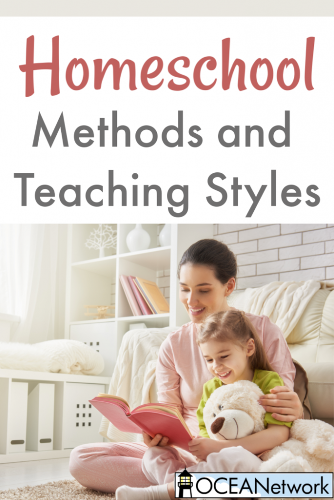 Getting started homeschooling? Knowing your teaching style or the homeschool methods that fit best will help!