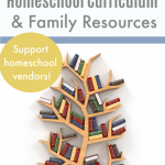 Shop great homeschool curriculum and resources with this big list from OCEANetwork! This is a great opportunity to support homeschool exhibitors who work hard to serve homeschool families with quality materials. #homeschooloregon #homeschool #homeschoolcurriculum