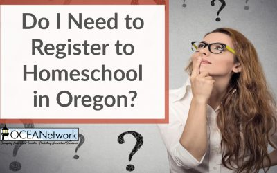 Do I Need to Register to Homeschool in Oregon?