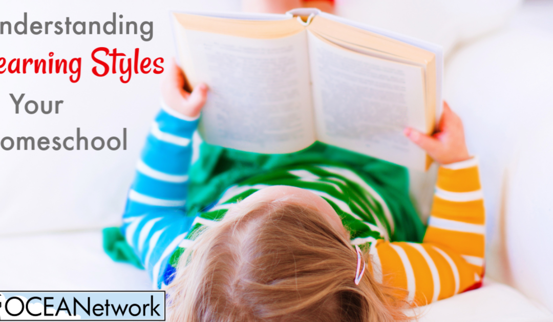 Understanding Learning Styles in Your Homeschool