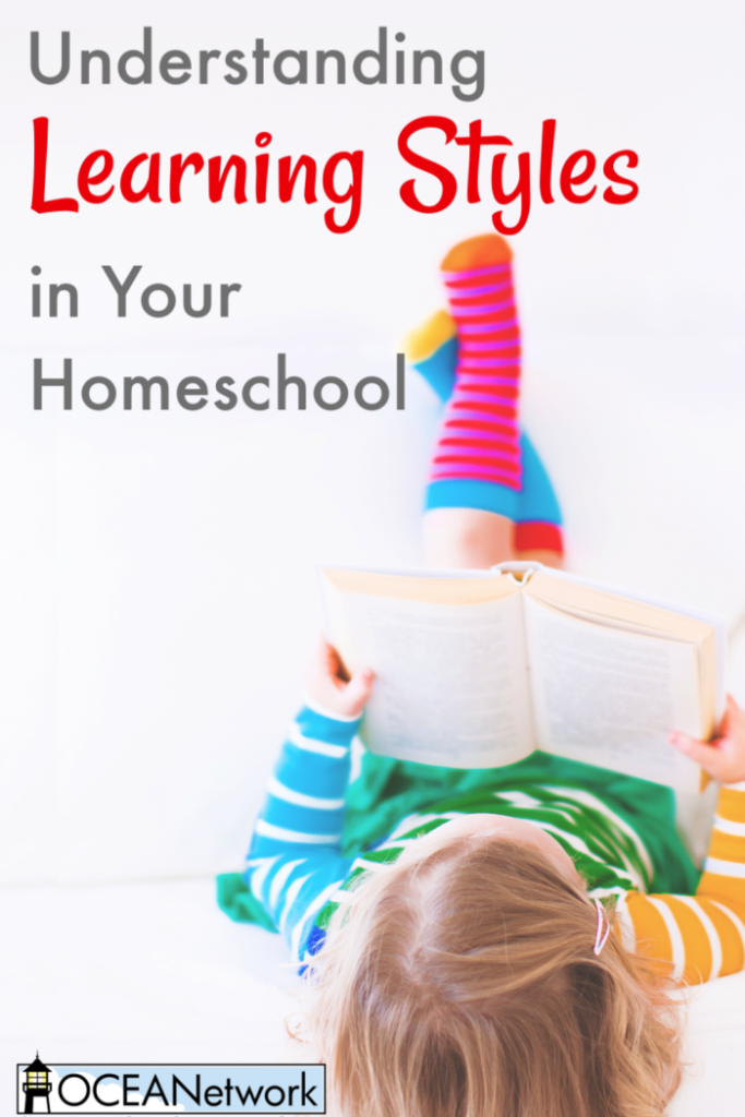 Find out the importance of your child's learning style in your homeschool! Includes teaching ideas for each style. #homeschooloregon